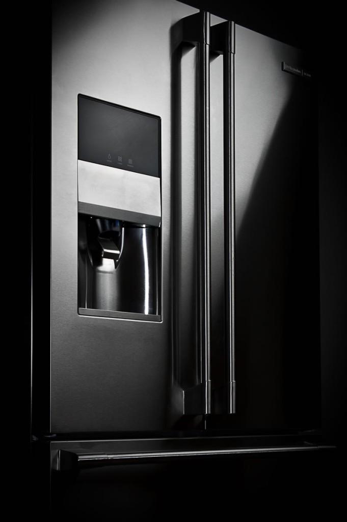 Americká lednice design