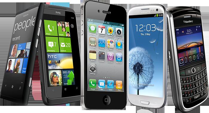 Chytré telefony závěr