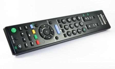 Dálkové ovládání televize