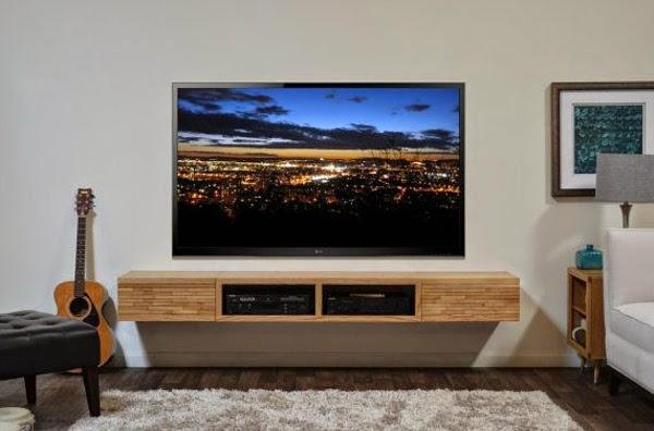 Televize v pokojí