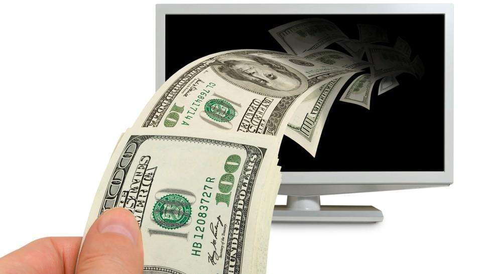 Televize a peníze