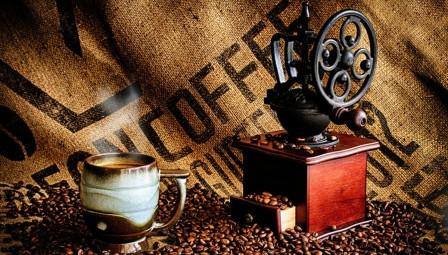 Káva retro