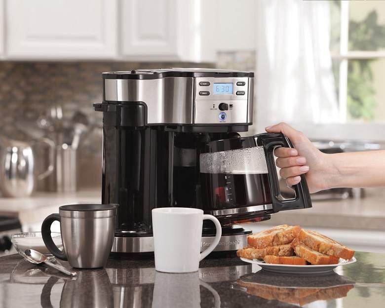 Kávovar kuchyně