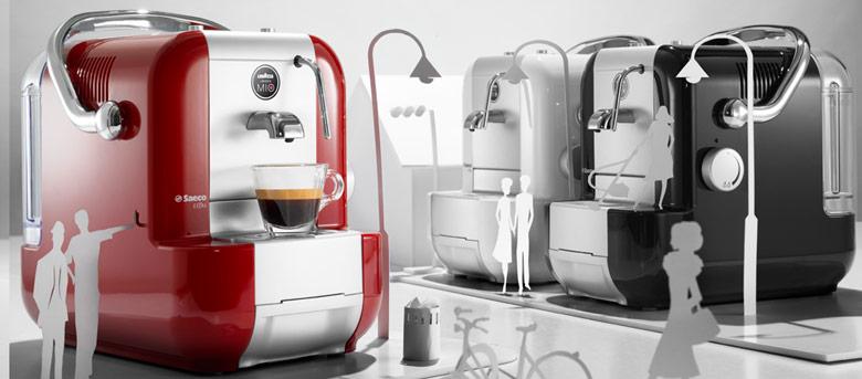 Kávovary design
