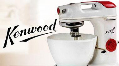 Kenwood robot