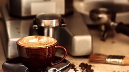 Luxusní kávovar