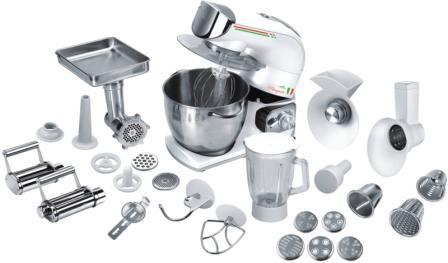 Příslušenství kuchyňskch robotů