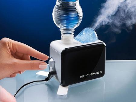 Zvlhčování vzduchu