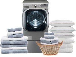 Pračka prádla