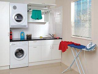 Pračka v místnosti