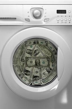 Sušička a peníze