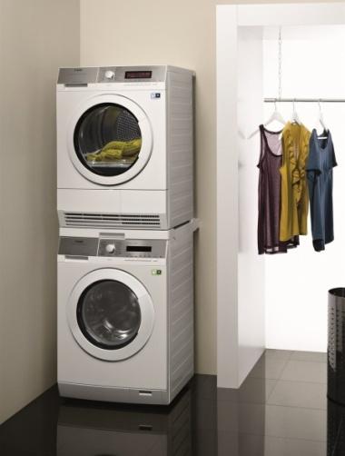 Sušička prádla s mezikusem