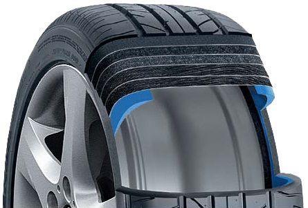 Dojezdová pneumatika