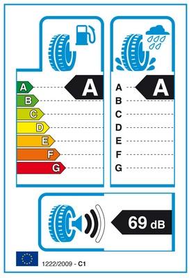 Energetický štítek pneumatik