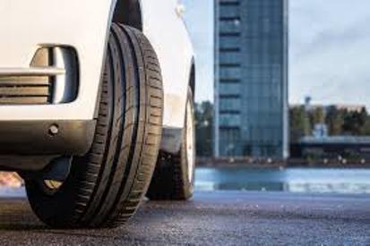 Letní pneumatika na autě