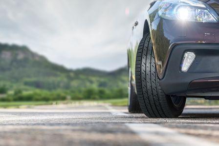 Letní pneumatiky řízení