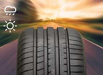 Letní pneumtika test