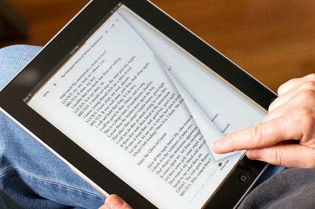 Čtečka čtení