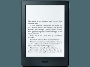 Čtečka e-knih bez pozadí
