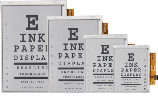 E-Ink displej