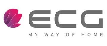 ECG logo