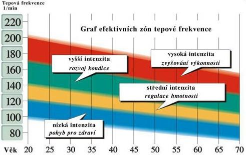 Efektivní tepová frekvence