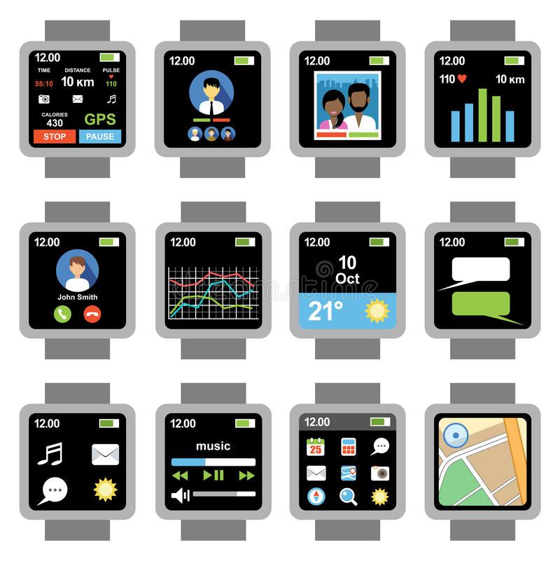Aplikace pro chytré hodinky