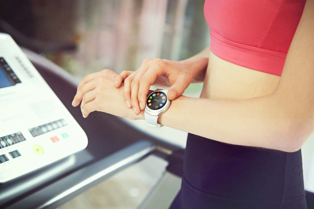 Chytré hodinky sport