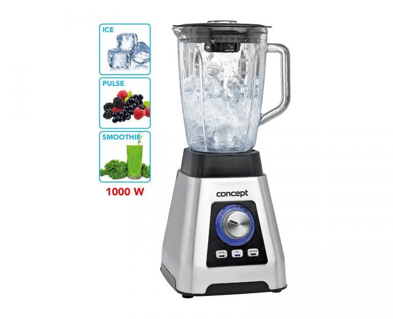 Funkce smoothie mixérů