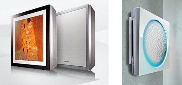 Klimatizace design