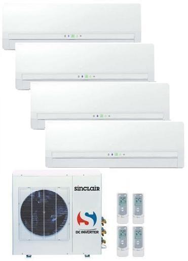 Klimatizace vícejednotková