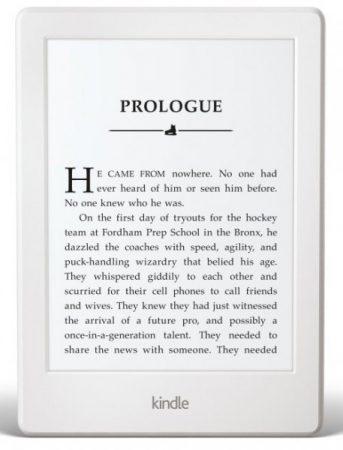 Amazon Kindle 8 Touch