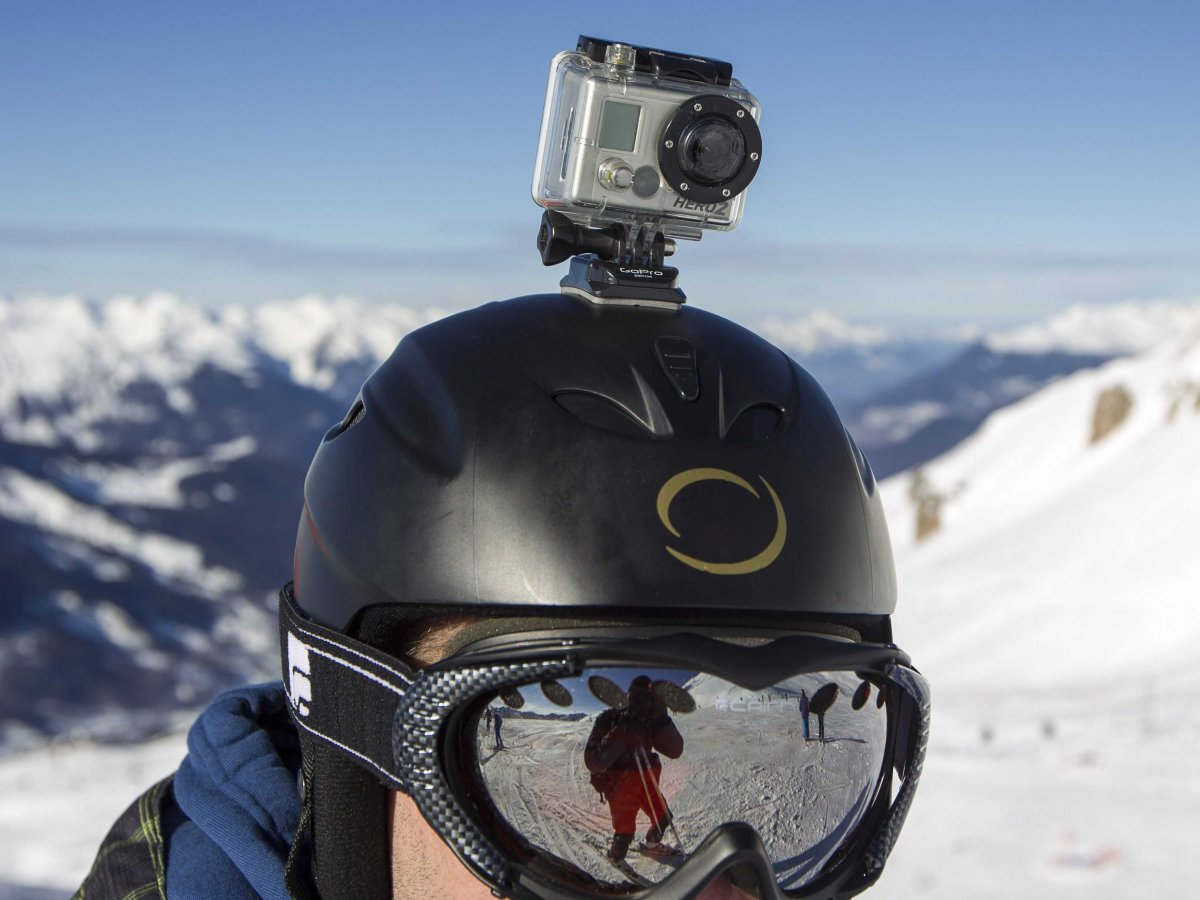 Natáčení s outdoorovou kamerou