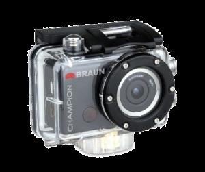 Outdoorová kamera bez pozadí