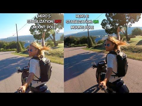 Stabilizace kamery