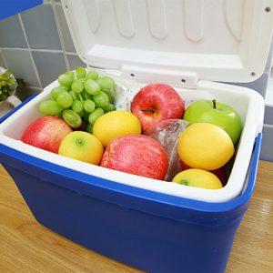 Chladicí box jídlo