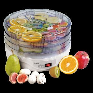 Sušička ovoce bez pozadí