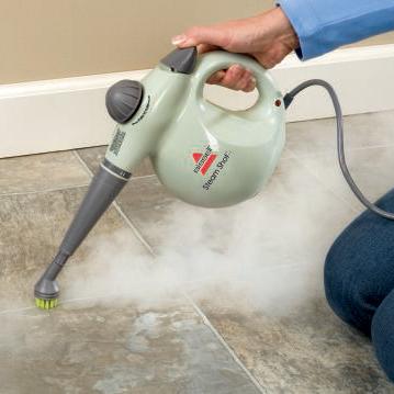 Čištění s parním čističem