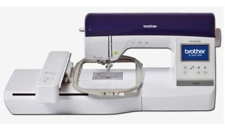 Šicí a vyšívací stroj