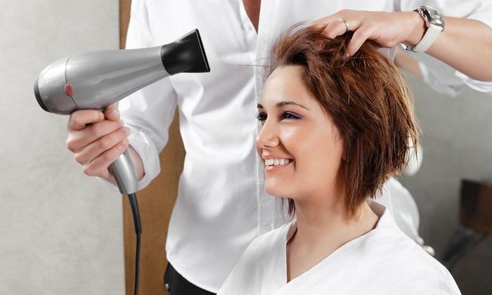 Sušení u kadeřníka