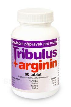 Tribulus + Arginin