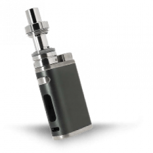 E-cigareta bez pozadí