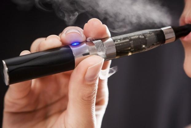 Kouření e-cigaret