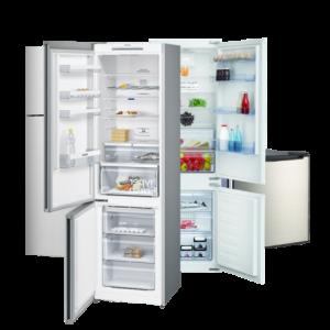 Lednice bez pozadí