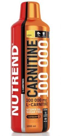 Nutrend Carnitine 100000 velký