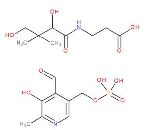 Vitaminy B5 a B6