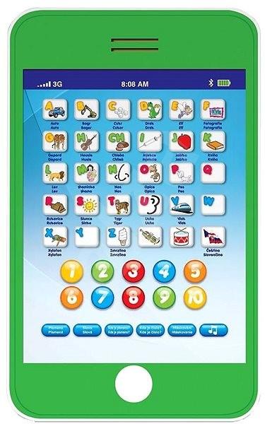 Dětský tablet
