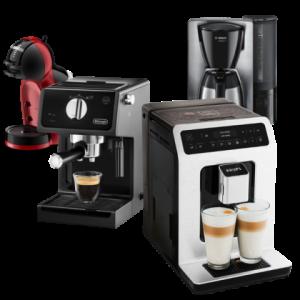 Kávovary bez pozadí