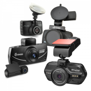 Kamery do auta bez pozadí