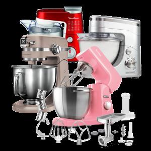 Kuchyňské roboty bez pozadí